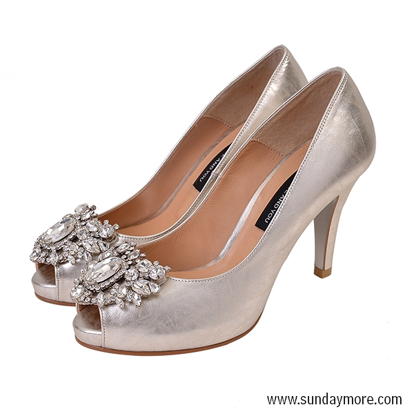 Kate Leather Open Toe  $2688
