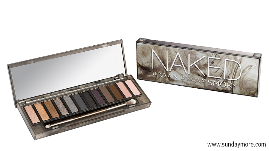 Urban Decay Naked Smoky Eyeshadow $500