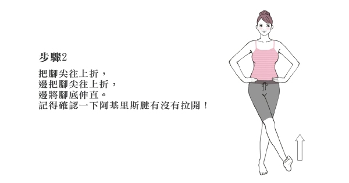 扭脚踝 减肥