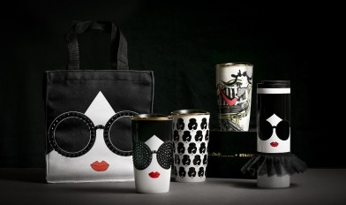 Alice + Olivia x Starbucks 加碼登場
