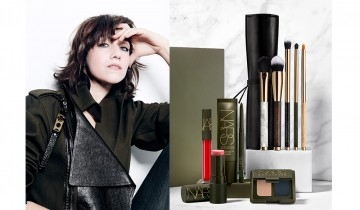 NARS Charlotte Gainsbourg for NARS 彩妝 系列