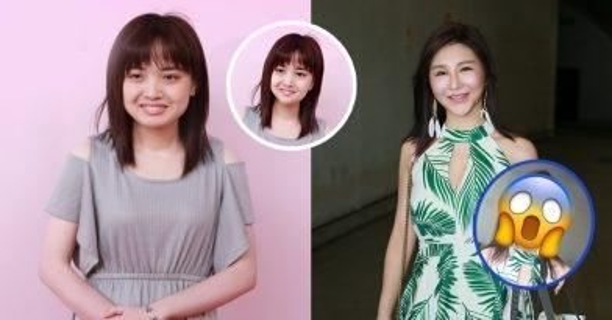 【2018香港小姐】 網民惡搞!發起佳麗改圖大賽?