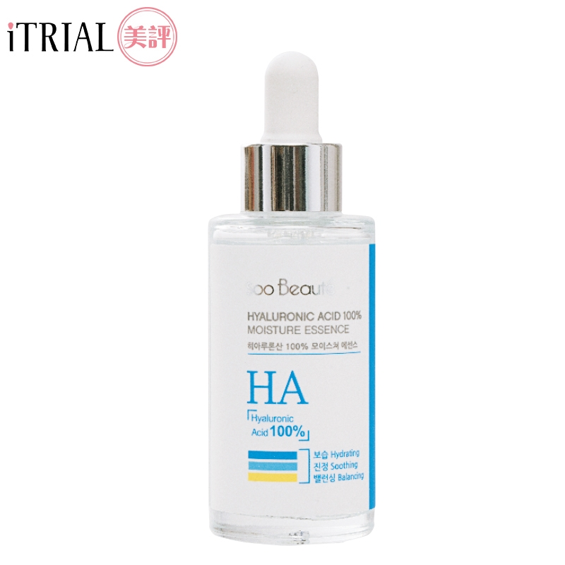 Soo Beauté - Hyaluronic Acid 100% Moisture Essence
