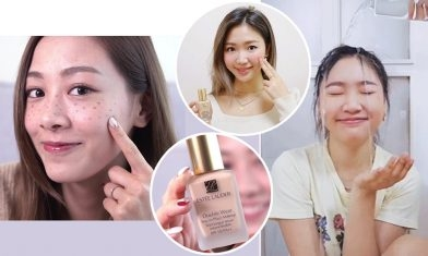 全城熱捧!「 DONT甩粉底」—Estēe Lauder Double Wear甩粉溶妝救主