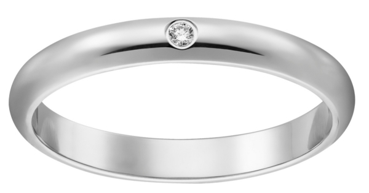 名牌婚戒-結婚戒指 Cartier BVLGARI