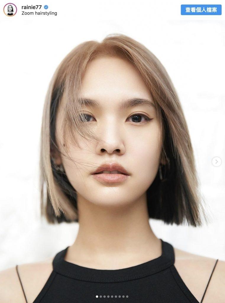及肩短髮2020: 圓臉型女生顯小臉中長髮造型 連楊丞琳、Janice Man、佐佐木希都剪!