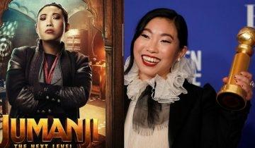 《金球獎》史上首位亞裔影后Awkwafina 曾被中國網民狠批醜樣