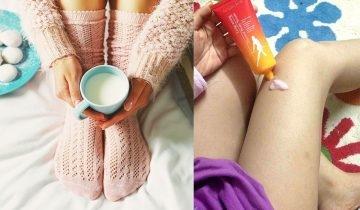 手腳冰凍Sis養生秘訣:「足暖身自安」!