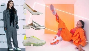 Jimmy Choo聯乘韓星造型師 熱捧私服出巡韓星波鞋必備款
