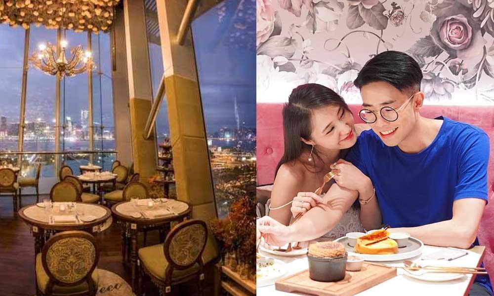 海景餐廳2020|情人節情侶必到15間浪漫西餐廳推介 $50起平嘆香港靚景美食
