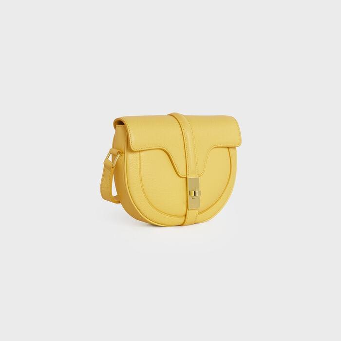 手袋,橘黃色名牌手袋,2020pantone色