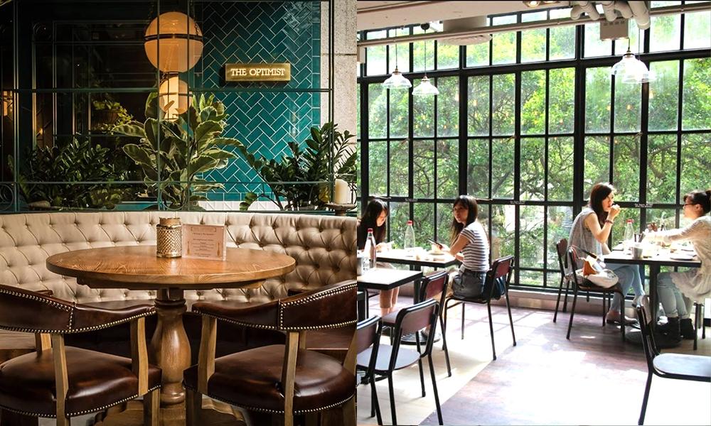 【香港特色餐廳2021】15間適合情侶拍拖、閨蜜打卡的浪漫好去處!