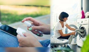【新冠肺炎】港大醫學教授教正確清潔隨身物品法 !減低眼鏡、 手機、外套致感染機會