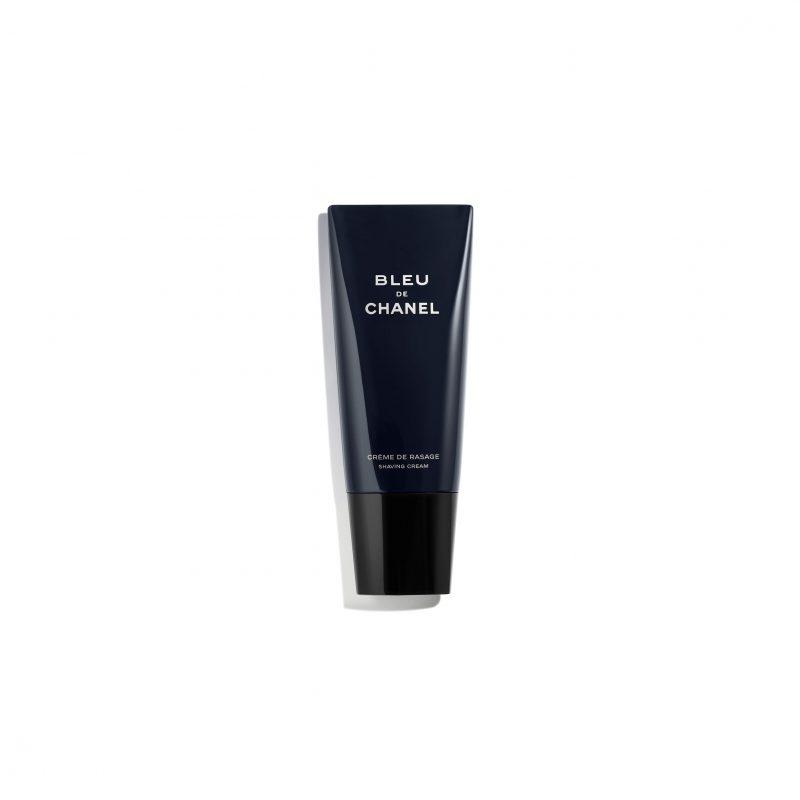 BLEU DE CHANEL Shaving Cream 剃鬚膏 (5) 質感細膩柔滑,切合各種護理需要,無論男朋友是山羊鬚、二撇鬚或是沒留鬚都可以隨心駕馭任何風格,塑造線條分明的造型。