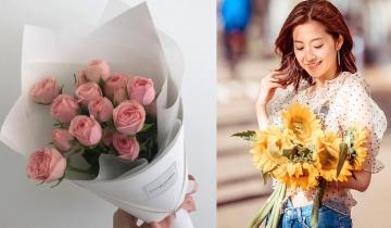 花店情人節網購包送貨2020推介 不用到旺角花墟!鮮花、乾花、保鮮花任君選擇