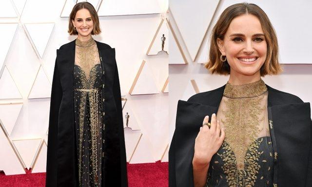 奧斯卡2020金像獎珠寶晚裝, 奧斯卡, 珠寶熱話, Natalie Portman, 紅地氈女星