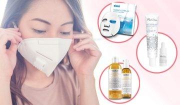 長期戴口罩皮膚變差 美編教你6個對抗「口罩肌」護膚法
