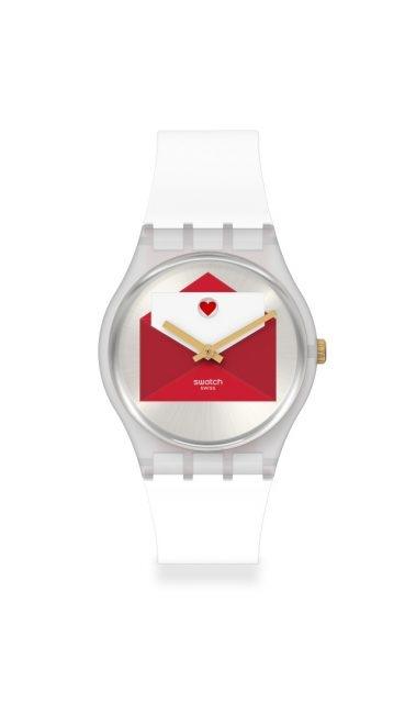 情人節禮物2020, 情人節, Swatch