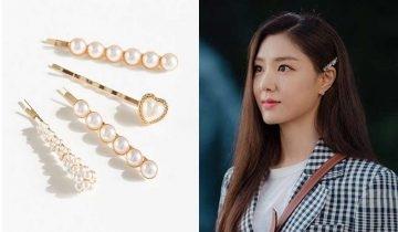 髮夾造型2020 ! 韓國女生大熱彩色髮夾、復古髮夾頭飾怎麼夾才好看?用法+網購推介