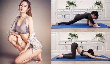 7個懶人靜態拉伸減肥動作 輕鬆減肚腩、瘦大腿