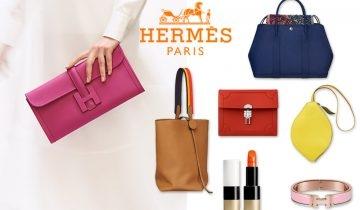 Hermès香港官方網店正式上線!20款必入手時尚單品推介