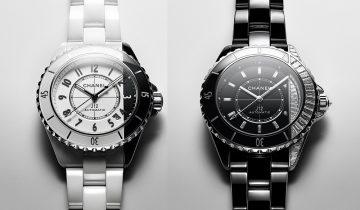 Chanel J12新款女裝錶預告 三款顛峰傑作!