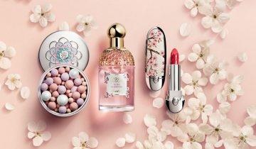 本年絕美!GUERLAIN法國嬌蘭春粉櫻花限定系列令人怦然心動,今季必入手!