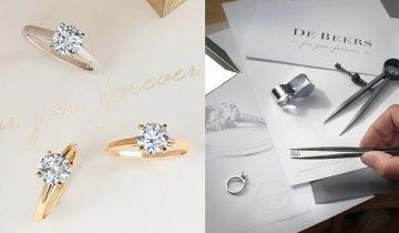 購買鑽石前必學!五項鑽石冷知識  親自挑選優質鑽戒