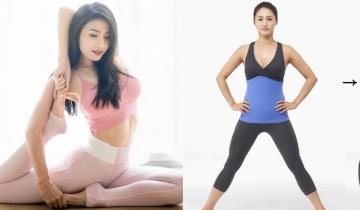 有助改善「梨形身形」!3個骨盆矯正瑜伽動作縮小骨盆