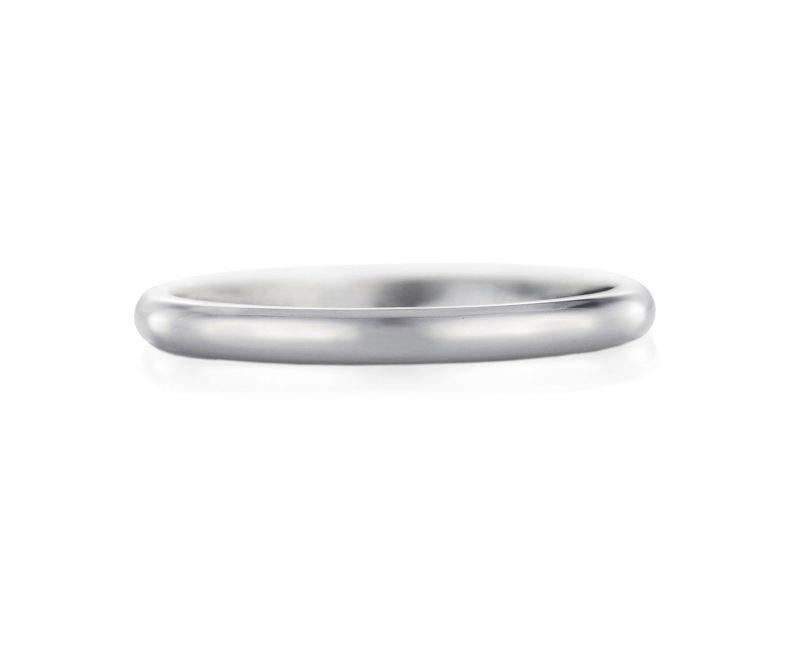 名牌線戒推介:DB CLASSIC 結婚戒環 HKD6,500