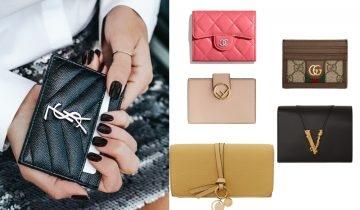 母親節禮物2020 25款實用得體$5,000以下名牌銀包及卡片套 Chanel、Gucci、 CHLOE