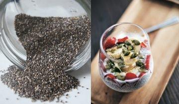 奇亞籽怎麼吃才有減肥、清宿便功效?5個健康瘦身食譜+必知的「副作用」