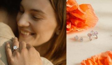 De Beers結婚戒指推介 見證幸福一瞬間