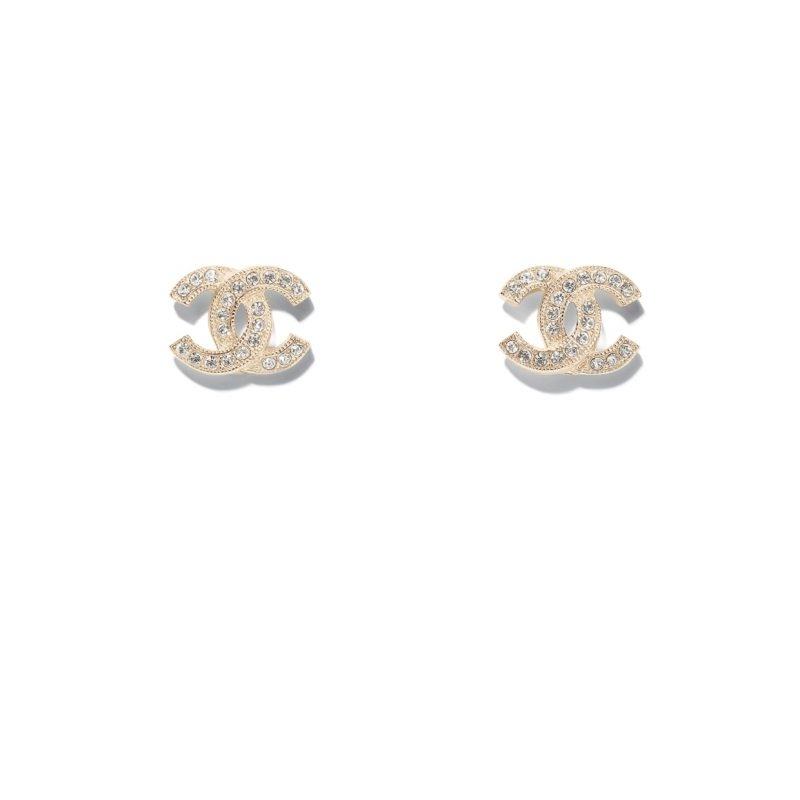 Chanel 平價耳環