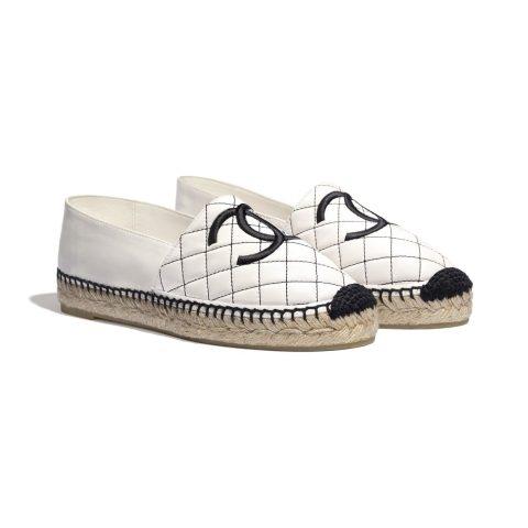 草編鞋推薦2020,Chanel