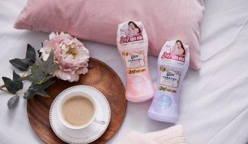 柔軟+持香2合1 日本人氣洗衣神器衣物柔軟+香噴噴