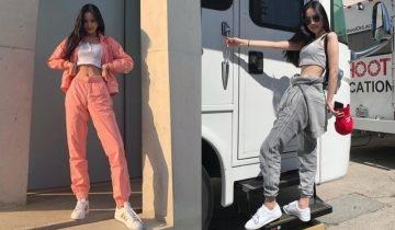 運動褲穿搭2020女生必學5大造型!顯腿長腰細、時尚百搭、簡單舒適