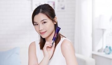 美編實測.L'Oréal Paris最強去皺「紫熨斗」全方位去眼紋面紋年輕5歲