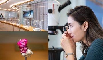 鑑賞紅寶石藍寶石有秘技 L'ÉCOLE珠寶藝術學院開放日免費教學