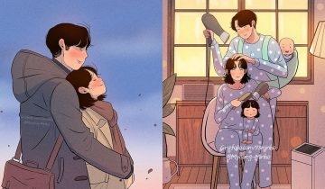 「即使有了孩子,你依舊無可取代」 10個情侶幸福之道 愛情就是這麼簡單