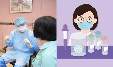 【新冠肺炎病毒檢測】政府推免費全民自願核酸檢測 料2周後實施!12間深喉唾液測試收費一覽+3大上門收取樣本+35個衞生署診所收集點