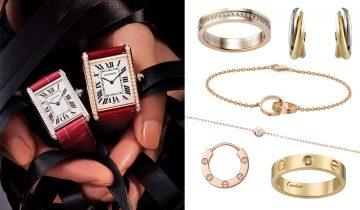 【人生第一件Cartier】網購10件經典入門款 你值得擁有 !!