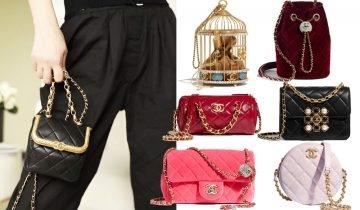 24款CHANEL 2020早秋系列手袋推介 復古奢華 必買KISS-LOCK、小鑽球手袋