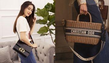 Dior手袋2021初春系列率先披露! 藤籃水桶袋、網狀手袋 15 款值得入手的Dior手袋