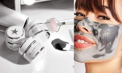 夏日必備潔膚神器!編輯力薦GLAMGLOW SUPERMUD®無瑕淨透深層清潔面膜,改善黑頭暗瘡、抗油光、收細毛孔