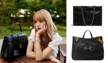 2020名牌春夏大容量黑色手袋 28款Chanel、Dior…等必入手品牌推介