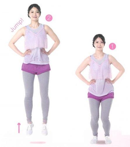 減肥方法,瘦全身,懶人,運動,日本,快走,蔬菜湯,平板支撐