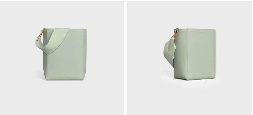Pantone色Misty Jade,薄荷朦朧玉色,名牌手袋,Chanel Dior
