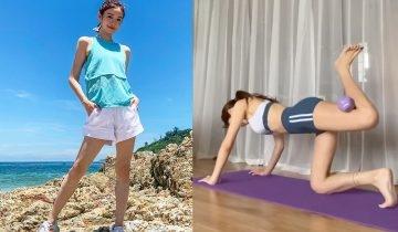 3招提臀瘦大腿前側運動 2星期快速瘦腿+修整腿部線條