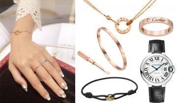 Cartier保值入門款 小資女必睇最持續高貴珠寶腕錶